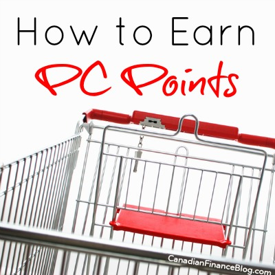 How to Earn PC Points