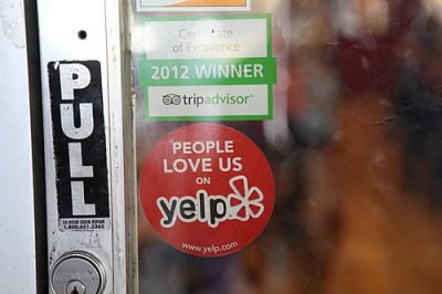 The Complete Guide to Yelp Reviews: Power to the People!