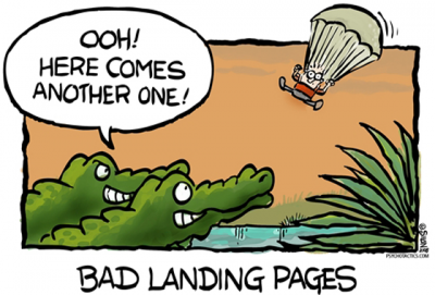 Fix Your Landing Page Mistakes and Increase Conversions