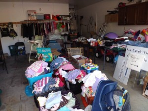 How to avoid a garage sale letdown
