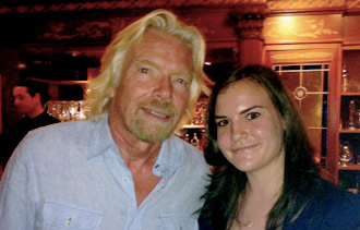 Richard Branson's Good Business Lesson + MORE