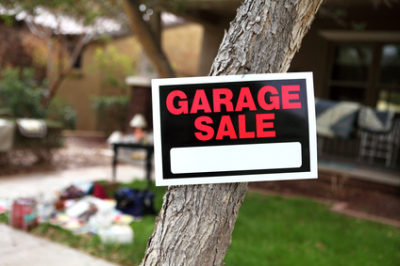 10 Tips for Making the Most of Garage Sales