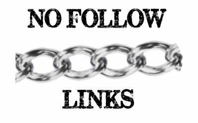 Follow Links Vs. No Follow Links: Should You Care?