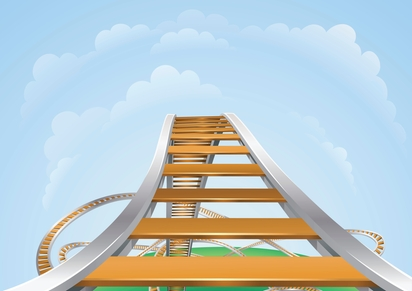 Investors Hold on for Dear Life! A Rollercoaster Ride to Financial Independence