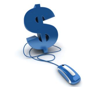 Blue Online money