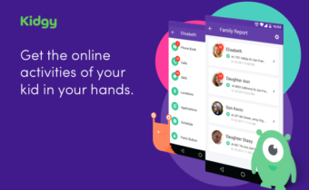 Kidgy App Controls your Kid Online Life with a Respect to their Privacy