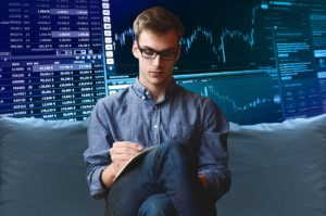 make money using share trading